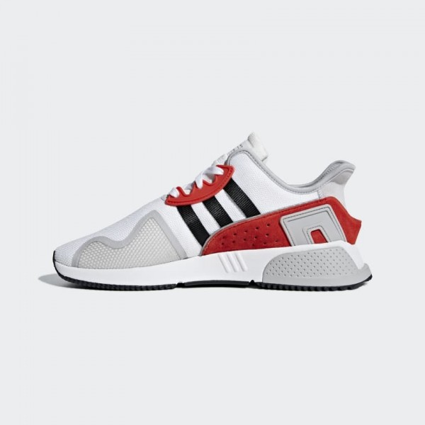 Adidas EQT Cushion ADV Blanche Noir Rouge Chaussur...