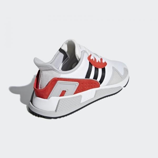 Adidas EQT Cushion ADV Blanche Noir Rouge Chaussures Homme BB7180