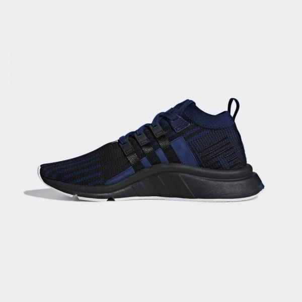 Adidas EQT Homme Support Mid ADV Primeknit Bleu B3...