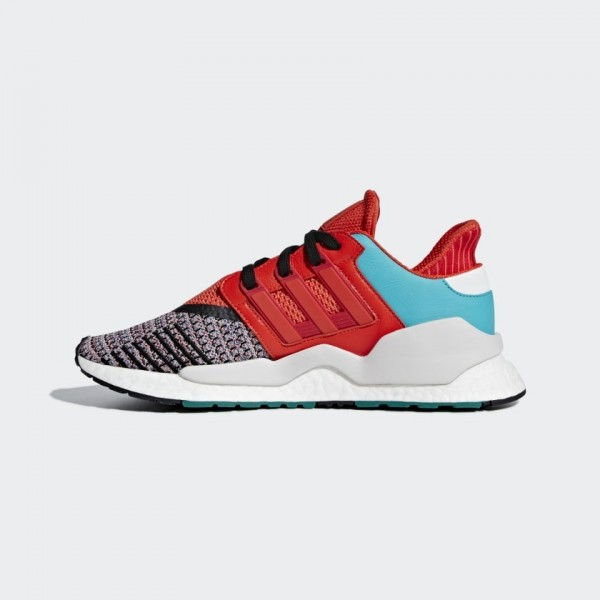 Adidas EQT Support 91/18 Chaussures Homme Orange N...