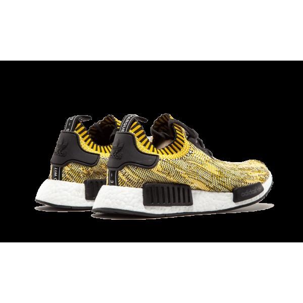 Adidas Originals Homme NMD Nomad Runner Pk Noir/Jaune S42131