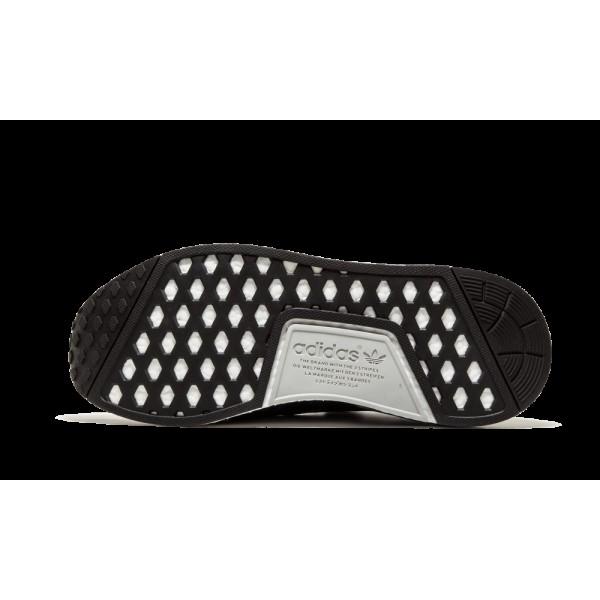 Adidas NMD Runner S79161 Collegiate Marine Blanche Homme