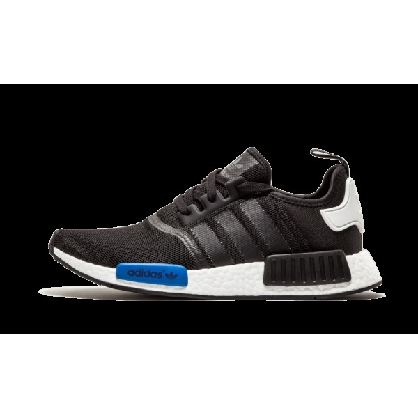 Adidas NMD Runner S79162 Bleu Noir Blanche