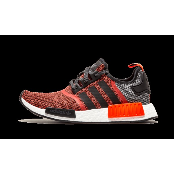 Adidas NMD_R1 Lush Rouge/Core Noir/Blanche S79158