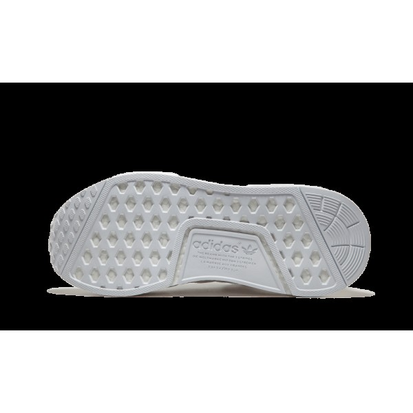 Adidas NMD_R1 Runner Monochrome Triple Blanche S79166