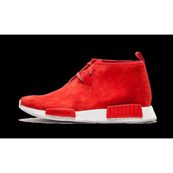 "Adidas NMD C1 Chukka ""Lush Rouge"" Chauss..."
