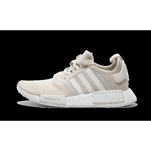 Adidas NMD_R1 Femme Beige/Blanche/Crème Tan S7600...