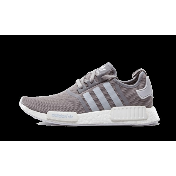 Adidas NMD R1 Mesh Charcoal Gris Blanche S31503