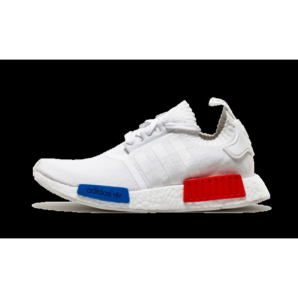 Adidas NMD Runner PK Vintage Blanche/Lush Rouge S7...