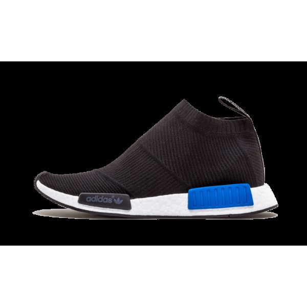 Adidas NMD_CS1 PK City Sock Noir/Bleu S79152