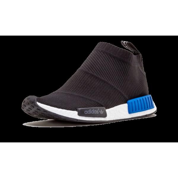 Adidas NMD_CS1 PK City Sock Noir/Bleu S79152