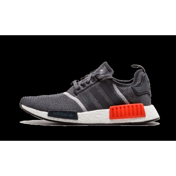 Adidas Homme NMD_R1 Anthracite/Blanche/Noir S31510