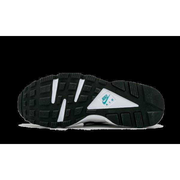 318429-300 Nike Air Huarache Iron Vert/Noir Pine/Cargo Khaki