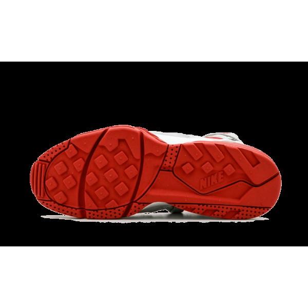 311122-061 Femme Nike Air Chaussure Max 91 Neutre Gris Sport Rouge Bo Jackson