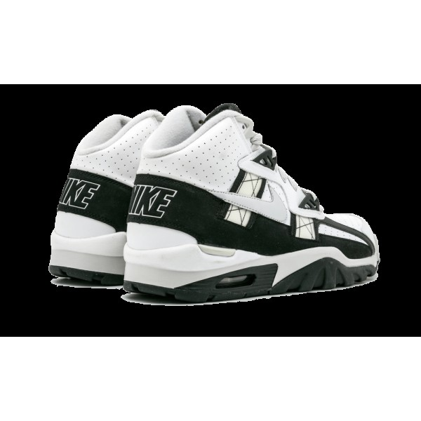 """Nike Air Chaussure SC High """"Oakland Raiders"""" 542054-123"""