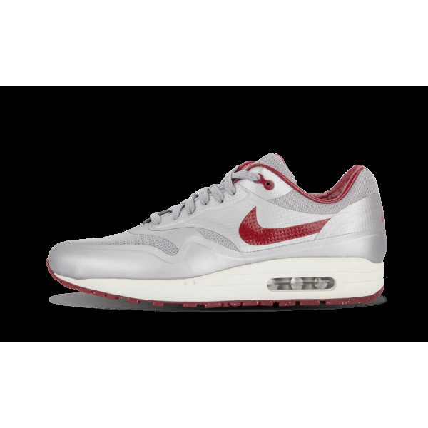 Nike Air Max 1 Hyperfuse QS 633087-006 Métallique...