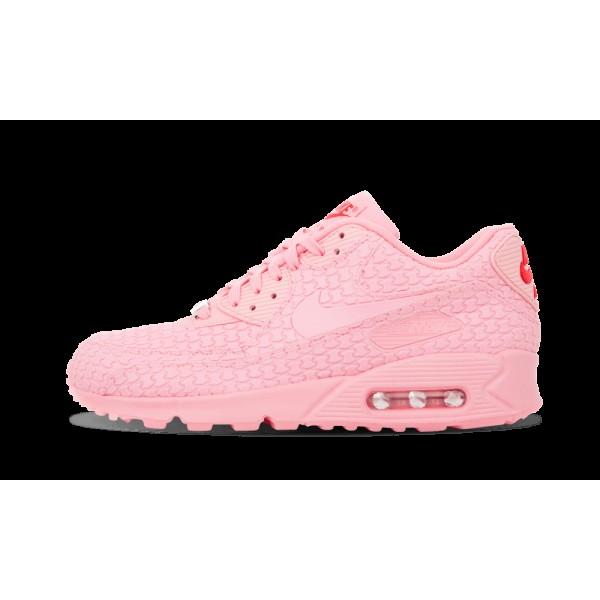 Nike Air Max 90 Diamondback SHANGHAI Space Pink/Ch...