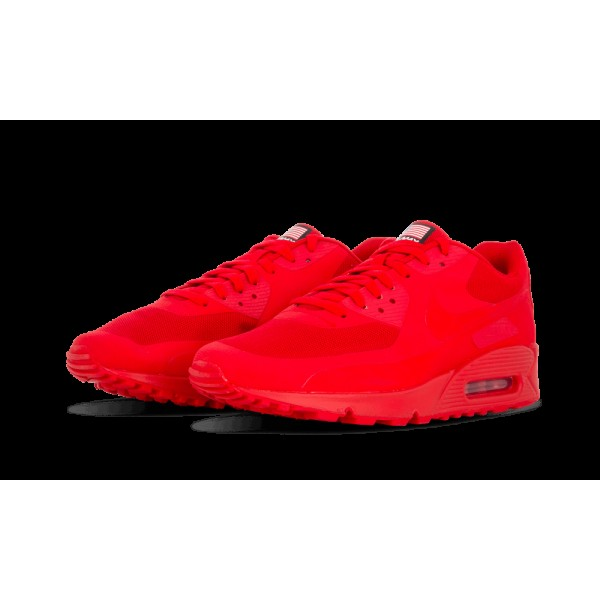 Nike Air Max 90 Independence Day Pack HYP QS Sport Rouge 613841-660