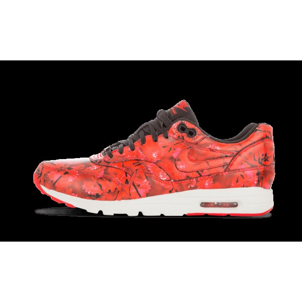 Nike Femme Air Max 1 Ultra LOTC QS Challing Rouge/...