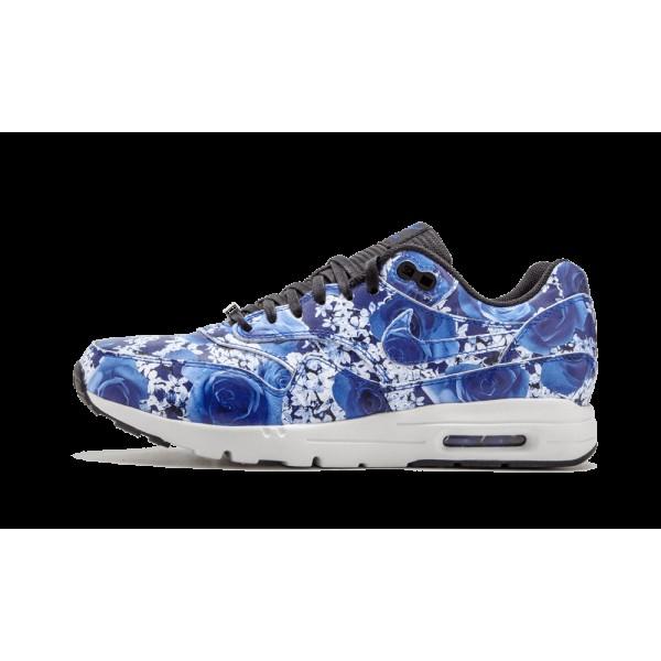 Nike Air Max 1 Ultra Lyon Bleu/Summit Blanche/Noir...