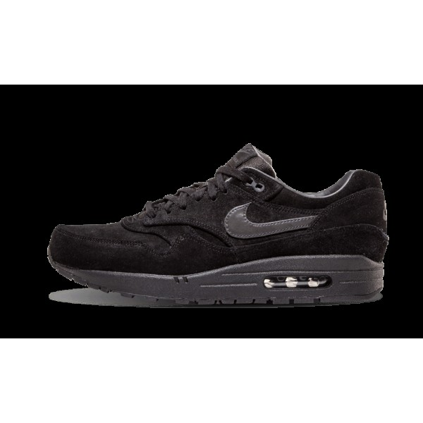 Nike Air Max 1 Premium Noir/Anthracite 512033-011
