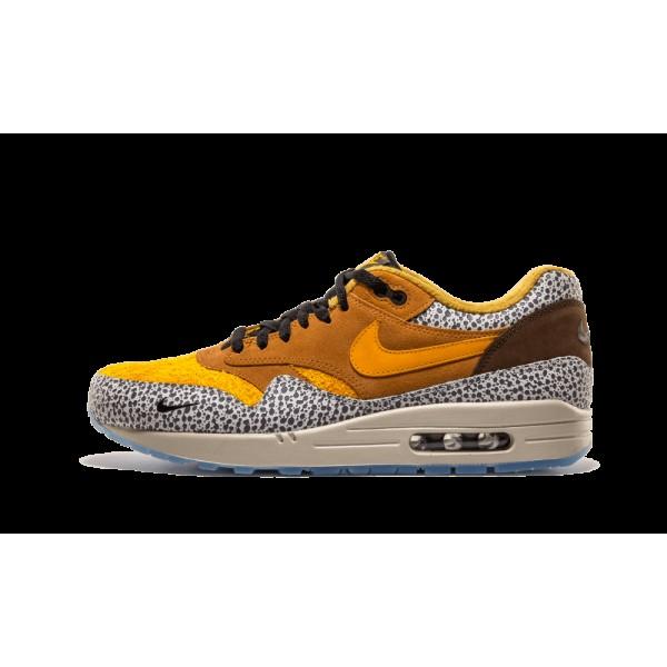 Nike Air Max 1 Premium QS Flax/Kumquat/Chestnut 66...