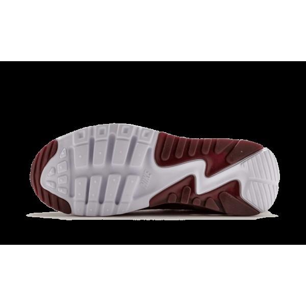 Nike Femme Air MAx 90 Ultra LOTC QS Maroon de nuit/Gym Rouge 847154-600