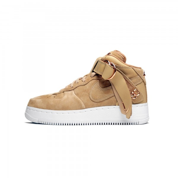 Nike Air Force 1 Mid Victor Cruz Vachetta Tan Chau...