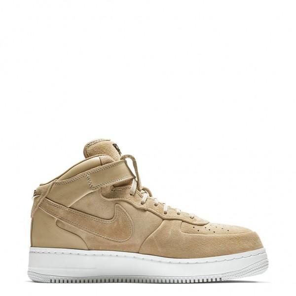Nike Air Force 1 Mid Victor Cruz Vachetta Tan Chaussures Homme AO9298-200