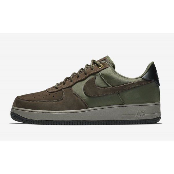 Nike Air Force 1 Premium Baroque Marron Olive Chau...