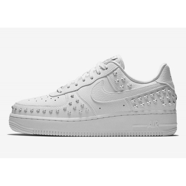 Nike Air Force 1 Low Triple White Chaussures Femme...