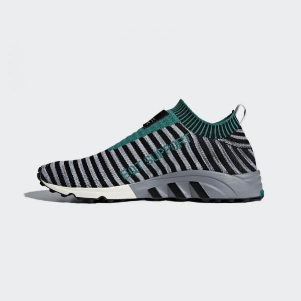 Adidas EQT Support SK Primeknit Homme Noir Vert B3...