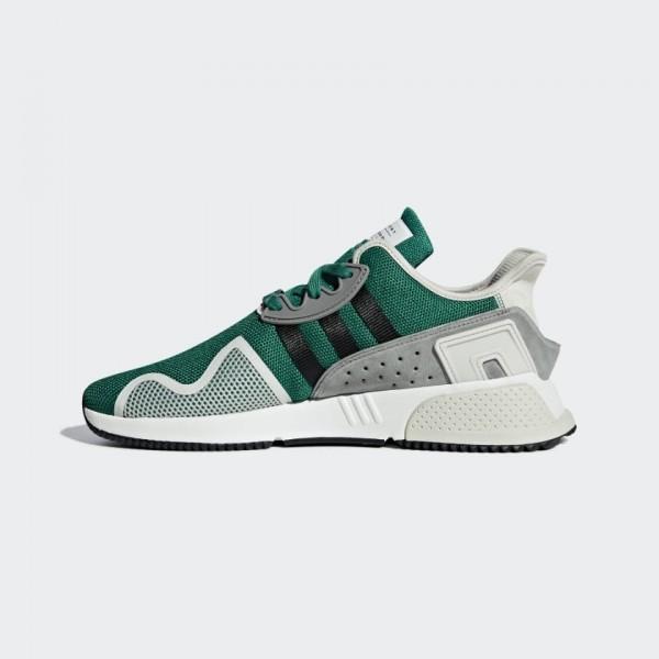 Adidas Homme EQT Cushion ADV Chaussures Vert Gris ...