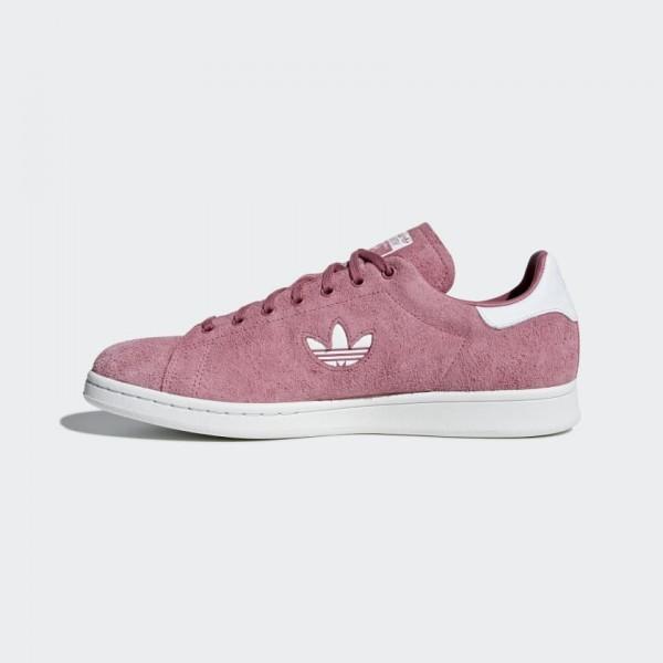 Adidas Originals Stan Smith Rose Blanche Chaussure...