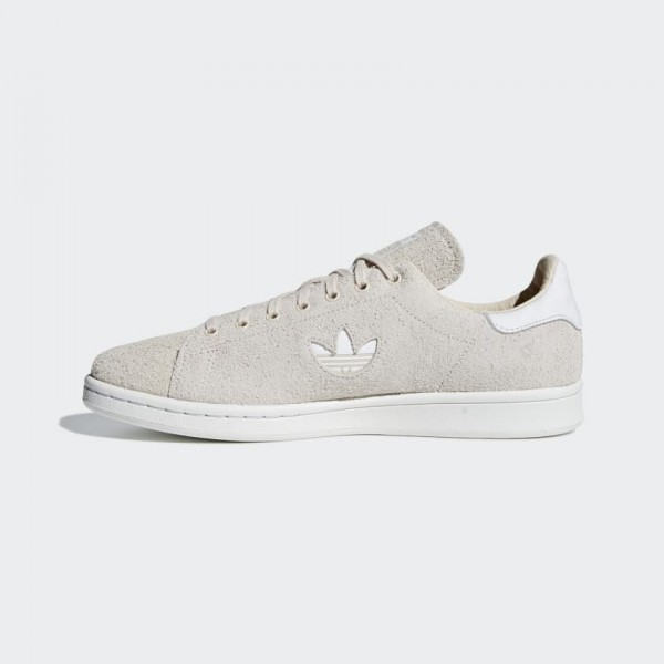 Homme Adidas Originals Stan Smith Linen/Cloud Whit...
