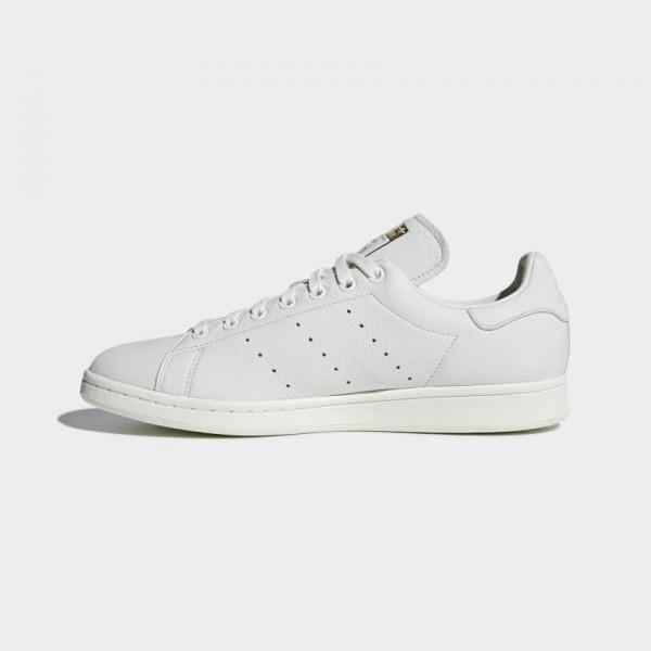 Adidas Originals Homme Stan Smith Premium Blanche ...