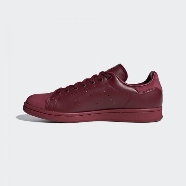 on sale c6fd6 9c5db Adidas Homme Stan Smith Collegiate Burgundy Chaussures B37920