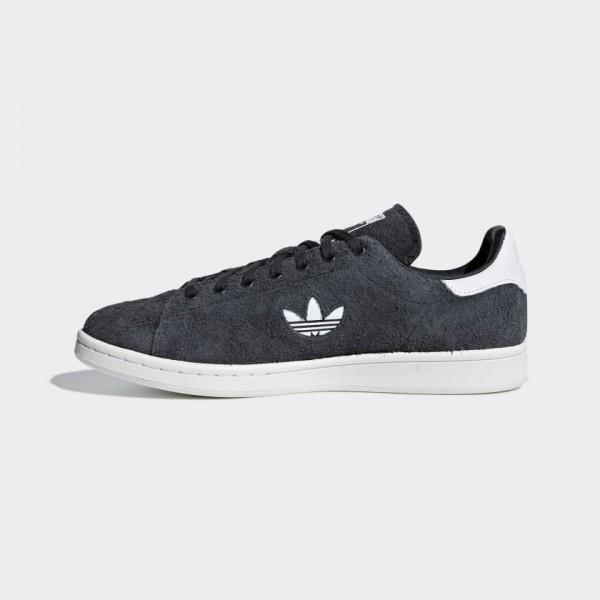 Homme Adidas Originals Stan Smith Noir Blanche B37...