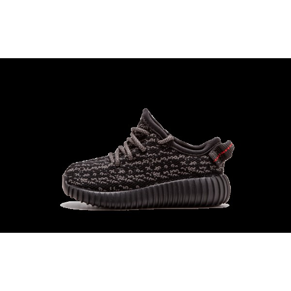 Adidas Yeezy Boost 350 Infant Pirate Noir/Bleu Gri...