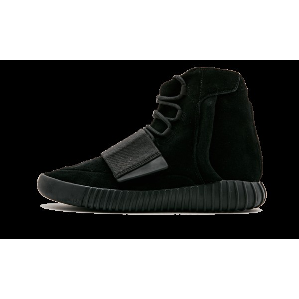 "Adidas Homme Yeezy Boost 750 ""Triple Noir&quo..."