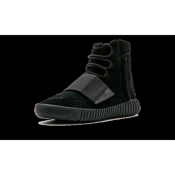 "Adidas Homme Yeezy Boost 750 ""Triple Noir"" Noir BB1839"