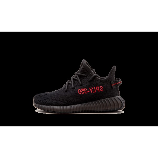 Adidas Yeezy Boost 350 V2 Infant Noir/Rouge BB6372