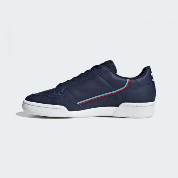 Adidas Continental 80 Collegiate Navy Chaussures B...