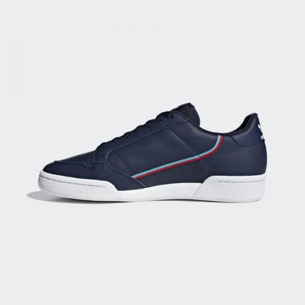 Adidas Continental 80 Collegiate Navy Chaussures B...