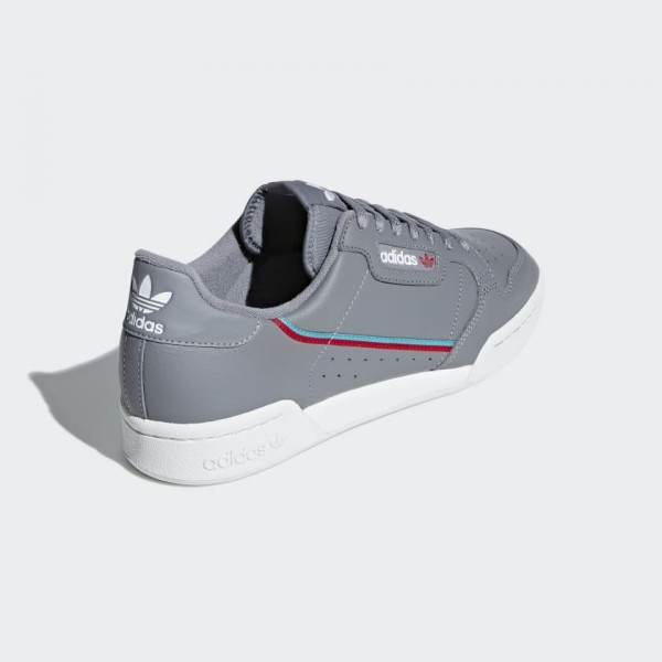 Adidas Originals Continental 80 Chaussures Core Gris B41671