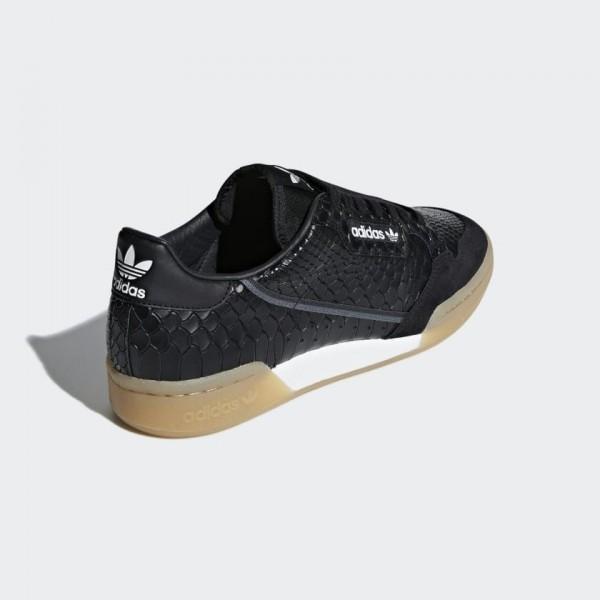 Adidas Continental 80 Core Black/Gum Chaussures B41678