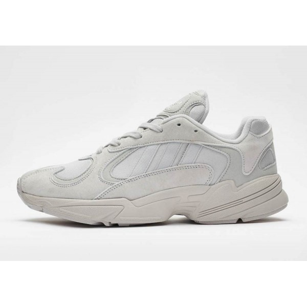 Adidas Originals Yung 1 Triple Grey Running Shoes ...