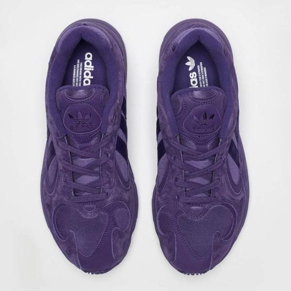 Adidas Yung 1 Triple Purple Lifestyle Shoes F37071