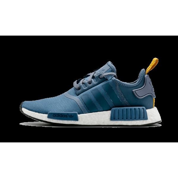 Adidas NMD_R1 Bleu Clair/Blanche S31514