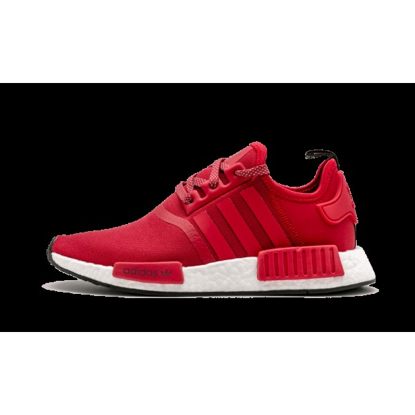 Adidas NMD R1 Rouge/Blanche/Noir BY2503